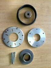 LENZE/INTORQ-BRAKE COMPONENTS BFK 458E DISC,ROTOR,HUB,BOLTS,SEAL,MOUNTING FLANGE
