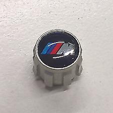 Genuine BMW M Rendimiento NEUMÁTICO VÁLVULA POLVO GORRAS Set x4 36122447402