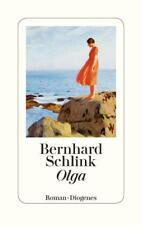 """Buch / Roman """"Olga"""" von Bernhard Schlink (2018, Gebundene Ausgabe) Neu & OVP"""