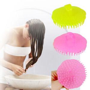 1Pcs Shampoo Head Scalp Shower Body Washing Hair Massage Massager Brush Comb