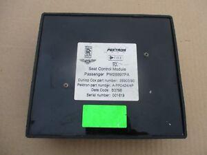 BENTLEY ARNAGE - ROLLS ROYCE SERAPH - PASSENGER SEAT ECU  - PW28897PA