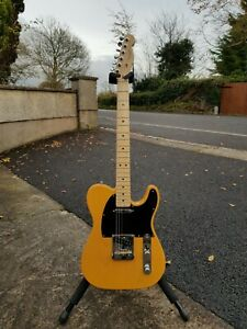 Fender American Professional Telecaster,  With Monty's Pickups