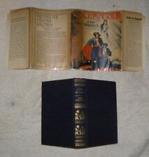 CUP OF GOLD by John Steinbeck Life of Henry Morgan HC in DJ 1936 Covici Friede