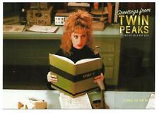 TWIN PEAKS GOLD BOX DVD POSTCARD #14 KIMMY ROBERTSON  AS LUCY MORAN  POST CARD