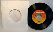 "1974 Billy Joel Big Shot /  Root Beer Rag Columbia -45 RPM Record  7"" 3-10913"