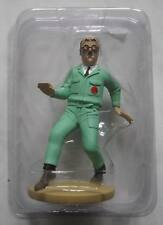 FIGURINE RESINE COLLECTION TINTIN FRANCK WOLF NUMERO 75