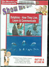 Show Me Science: Dolphins: How They Live, Learn & Communicate (DVD, 2012)