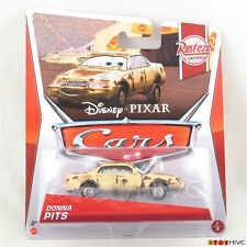 Disney Pixar Cars Donna Pits 2013 Rust-eze Racing Collection series #7 of 8