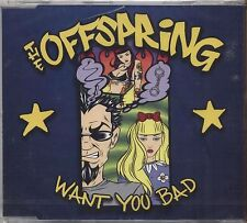 THE OFFSPRING - Want you bad - CDs SINGLE 2001 SIGILLATO SEALED 4 TRACKS