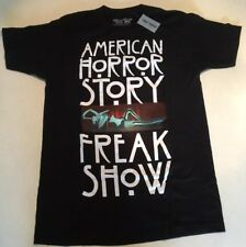 American Horror Freak Show Unisex T-shirt Size Medium Nwt Free Shipping!
