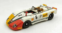 Porsche 908 Flunder #6 9th 1000 Km Spa 1970 Larrousse / Lins 1:43 Model