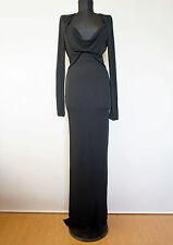Vivienne Westwood Red Label Black Maxi Low Back Dress, Size:M