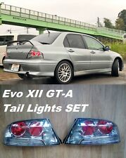 Mitsubishi Lancer Evolution XII Tail Lights Pair OEM Stanley P2826R USED CT9A