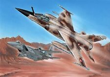 MIRAGE F.1CR PLASTIC KIT 1/72 SPECIAL HOBBY