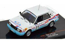 News Skoda 130 LR Rallye Acropole 1987 Ladislav Krecek IXO 1/43