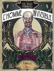 BD - L'HOMME INVISIBLE > TOME 2 / H.G. WELLS, PONTAROLO, EO LONG BEC