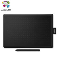 One by Wacom Drawing   Graphic Digital Tablet Medium CTL-672 Tablette graphique