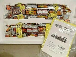Railking MTH O Scale 30-2228-1 Rock Island E-3 AA Diesel Engine Set