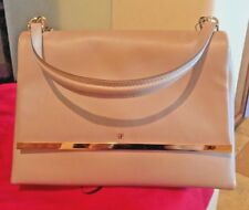 NWT AUTHENTIC CAROLINA HERRERA DESERT GRAND CAMELOT SATCHEL HANDBAG