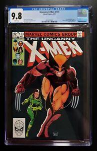 UNCANNY X-MEN #173 CGC 9.8 - WP *1st New-Look STORM* SILVER SAMURI & MARIKO APP*