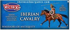 28mm Iberian (Spanish) Cavalry By Victrix, Hail Caesar, Swordpoint Ancients
