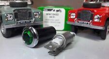 Lucas Original Grün Led Beleuchtet Warnleuchte Chrom Morgan Plus 4 4/4 Motorrad