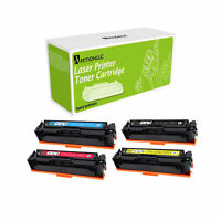 Multipack CF500A - CF503A Compatible Toner Cartridge For HP LaserJet Pro M254nw