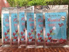 6 Natural Organic Roselle Tea Bag Manage blood pressure & Lower cholesterol