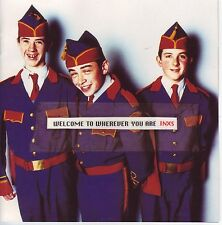 INXS   -  Welcome To Wherever You Are