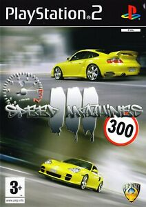 PS2 Speed Machines 3 PAL Gioco Usato con Manuale Playstation 2