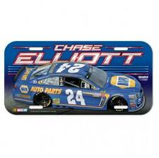 2016 Chase Elliott #24 Napa License Plate by Wincraft