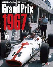 JOE HONDA Racing Pictorial Series by HIRO No.28 : Grand Prix 1967 PART-01 Book