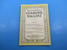 National Geographic Magazine July 1924 Our Country Through the Airman's Camera