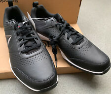 NEW Reebok Men's CXT Athletic Shoes Training Sneakers Black Leather Size 8