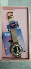 Barbie Fossil Watch 1996 Gold Tone Collector Nib