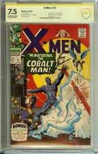 X-MEN #31 CBCS 7.5 OW/WH PAGES