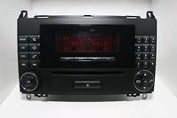 Mercedes Audio 20 CD MF2750 Original Autoradio A B Klasse Sprinter Vito Radio 04