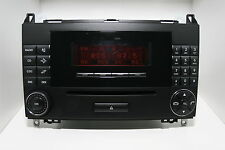 Mercedes audio 20 CD mf2750 original autoradio sprinter Vito a B clase radio 04