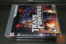 Transformers: Revenge of the Fallen (PlayStation 3 PS3 2009) FACTORY SEALED!