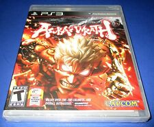 Asura's Wrath PS3 - Factory Sealed!! Free Shipping!!