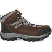 """Magnum 5"""" Men's Bridgeport Waterproof Steel Safety Toe Boots, Chocolate/Charcoal"""