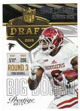 2015 Panini Prestige NFL Draft Big Board RC #18 Tevin Coleman Falcons