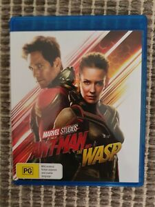 Antman And The Wasp Blu Ray