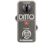 TC Electronic Ditto Looper Pedal Guitar Effects - PROAUDIOSTAR--