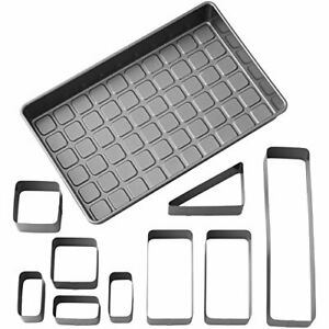 Countless Celebrations Set, 10-Piece Letter and Number cake pan