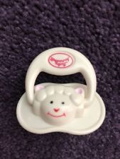 BABY ANNABELL DOLLS DUMMY / SOOTHER - FIRST VERSION - RARE TO FIND