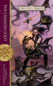 Crimson Gold : Forgotten Realms :Robert Whitney (Paperback, 2003) New Book