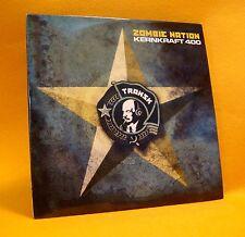 Cardsleeve Single CD Zombie Nation Kernkraft 400 2TR 2000 Techno