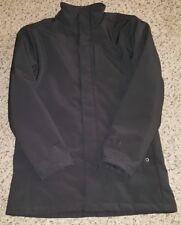 The North Face TNF Apex PrimaSoft Coat Wind Proof  Men's SZ Medium Black