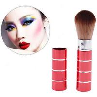 1 Pcs Portable Pro Powder Foundation Cosmetic Makeup Eyeshadow Brush Shan